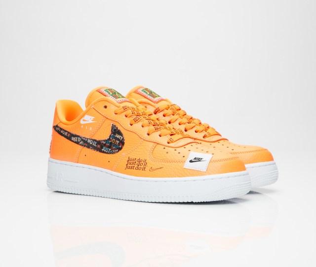 Nike Sportswear Air Force 1 07 Premium Just Do It