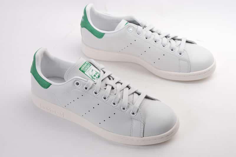 adidas Stan Smith en version verte et blanche