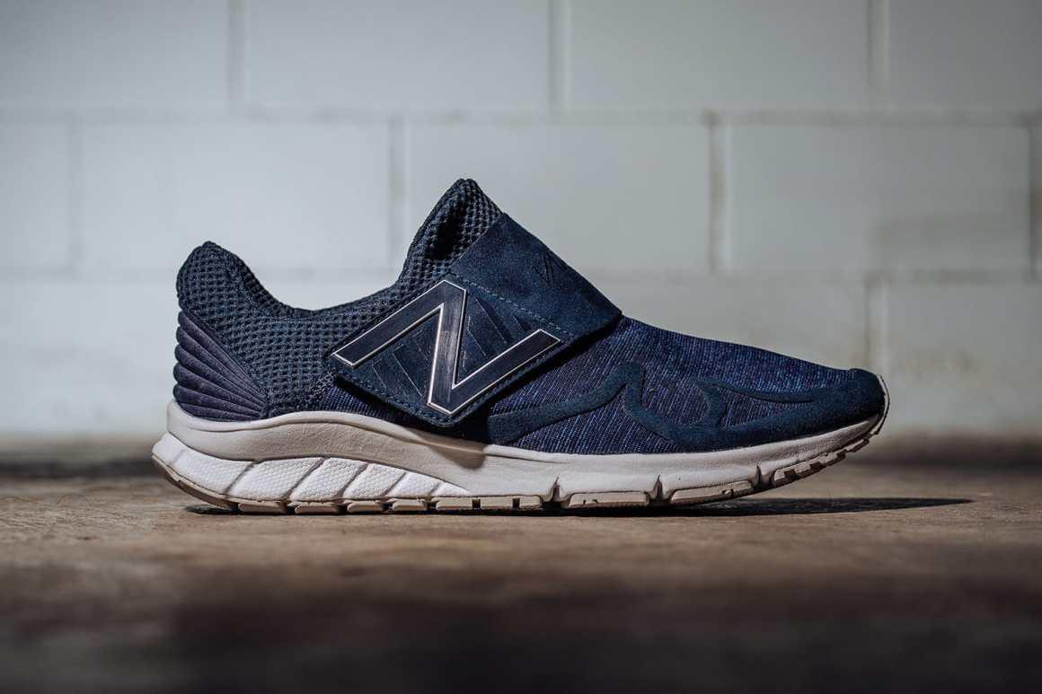 New Balance Vazee Rush Slip On bleu navy
