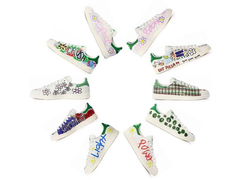 adidas Stan Smith x Pharell Williams pour Colette