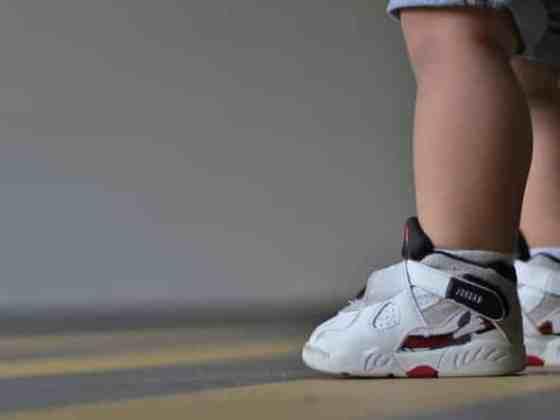 Nike Air Jordan bébé