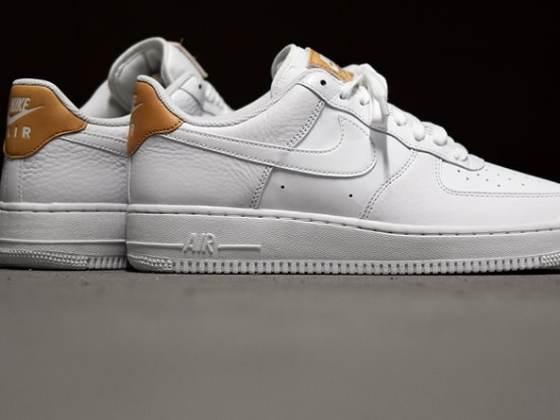 Nike Air Force 1 LV8 White/Vachetta Tan