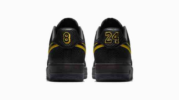 Nike Air Force 1 Low Black Mamba