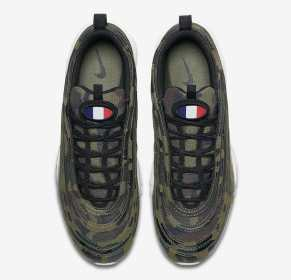 Nike Air Max 97 Country Camo France AJ2614-200