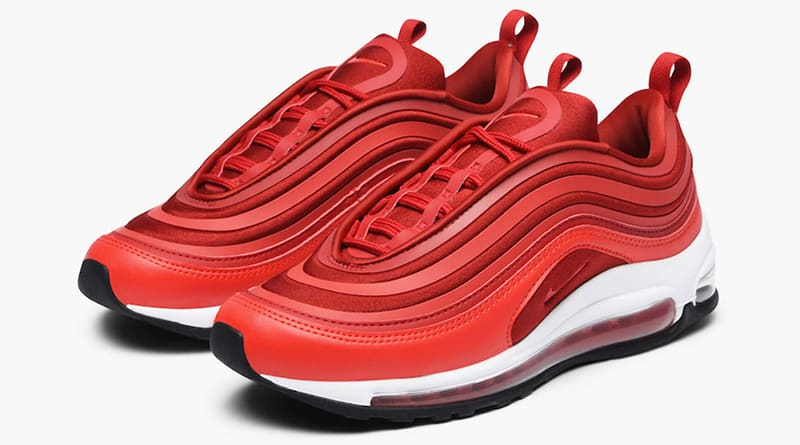 "Nike WMNS Air Max 97 Ultra ""Gym Red"""