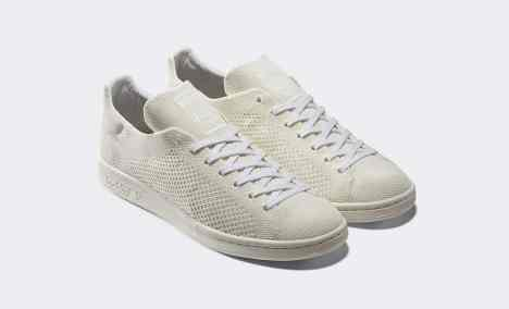 Pharrel x adidas Stan Smith Hu Holi Blank Canvas