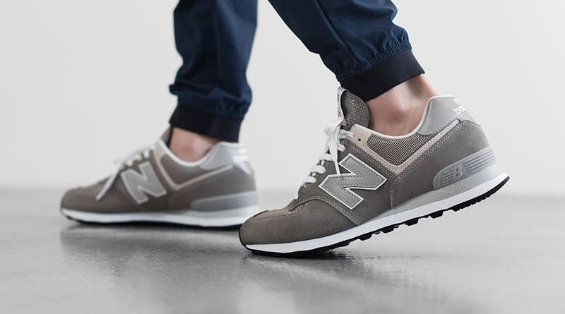 """New Balance """"Legacy of Grey"""" Pack"""