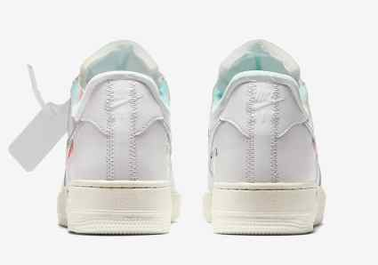 """Off-White x Nike Air Force 1 '07 """"Complex Con"""""""