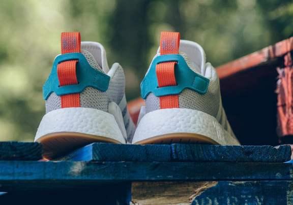 "adidas NMD_R2 ""Miami Dolphins"""