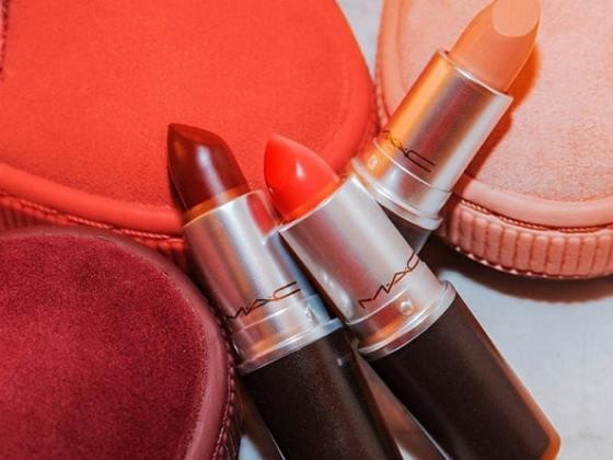 MAC Cosmetics x PUMA Suede 50th Anniversary