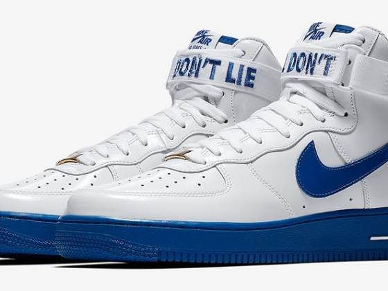 "Nike Air Force 1 High ""Rude Awakening"""