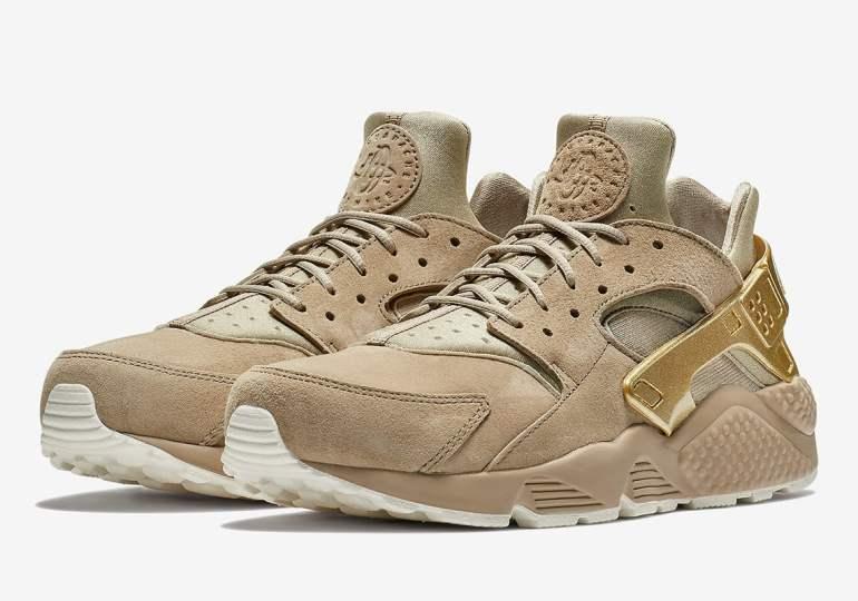 """Nike Air Huarache """"Gold Rush"""""""