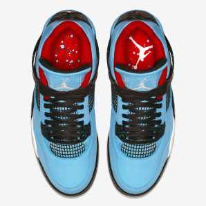 Travis Scott x Air Jordan 4 « Cactus Jack »