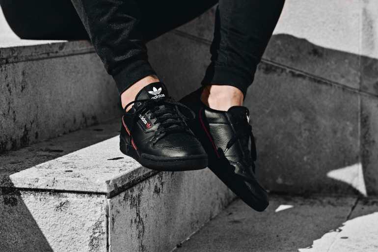 adidas Continental 80 noire