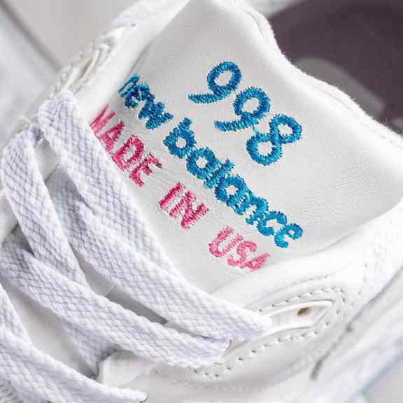 "New Balance 998 ""Cotton Candy"""