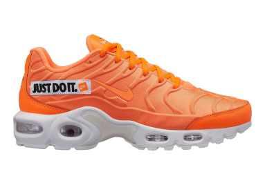"""Nike Air Max Plus """"Just Do It"""" orange"""