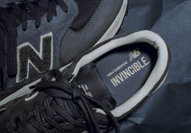 Invincible x New Balance 574