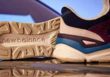 "END. x New Balance X-90 ""Dusk"" pack"