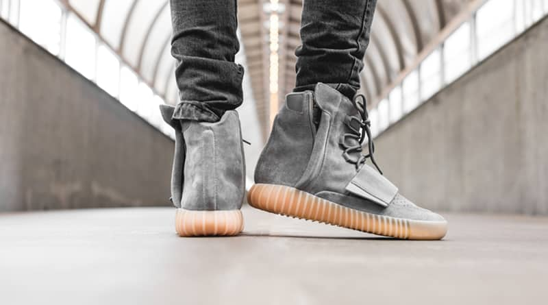 "adidas Yeezy Boost 750 ""Grey"""