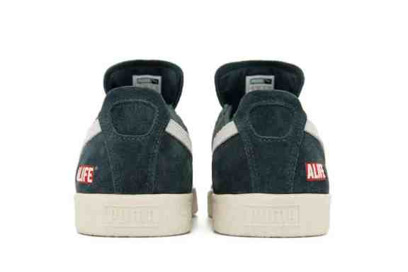 ALIFE x PUMA Clyde ''New York'' - Forrest Green