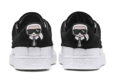 Karl Lagerfeld x PUMA Suede 50th anniversary