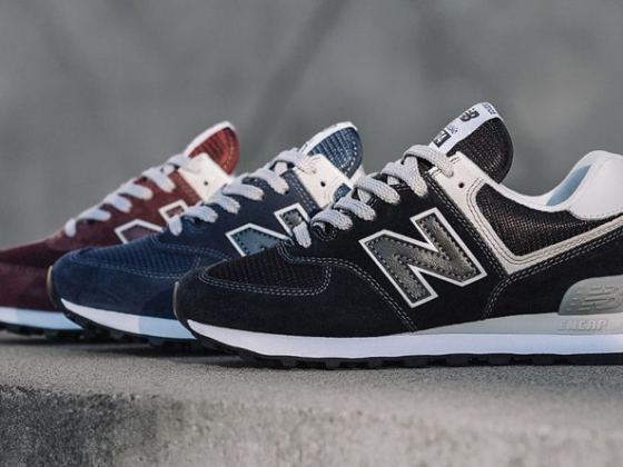 La New Balance 574 dans sa version 2018