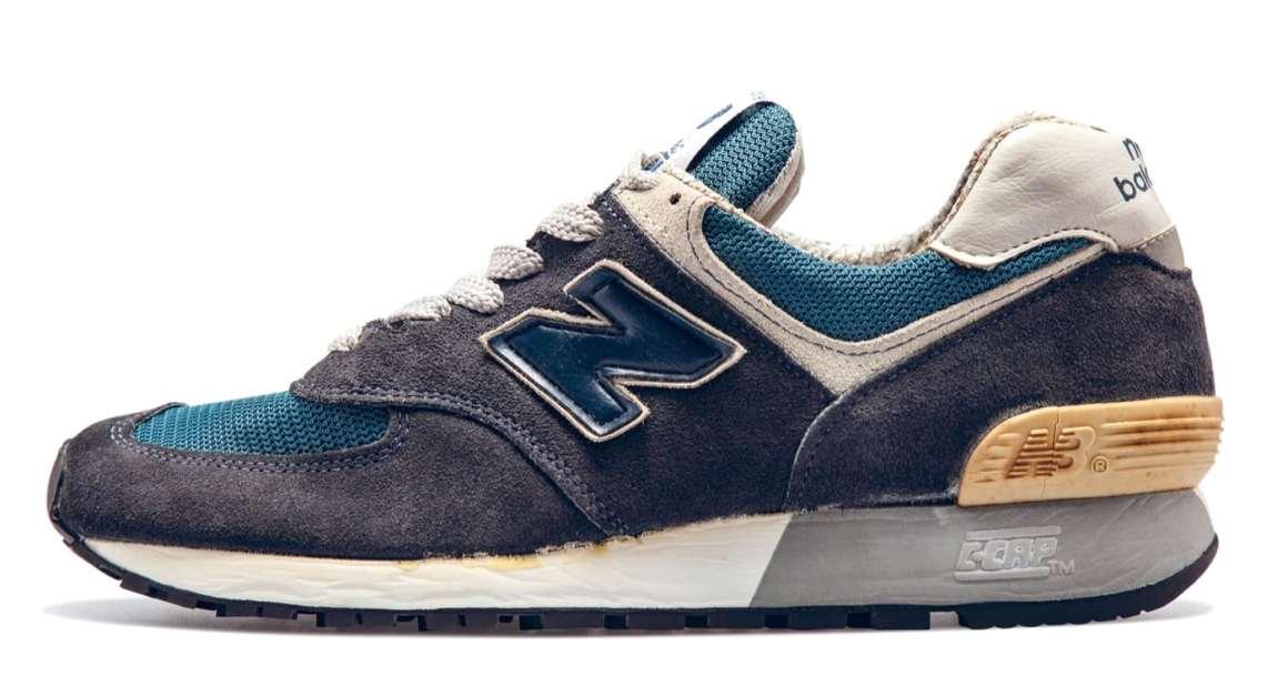 """New Balance 574 """"Lost Prototype"""" - 1988"""