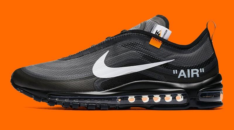Off-White x Nike Air Max 97 ''Black''