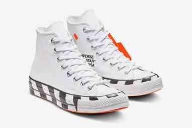 Off-White x Converse Chuck 70