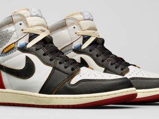 UNION x Air Jordan 1 Retro High OG