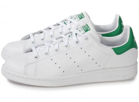 adidas Stan Smith blanche et verte