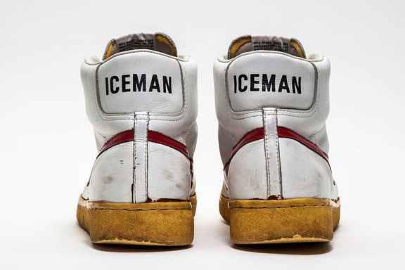 George Gervin Nike Blazer SMU - 1978