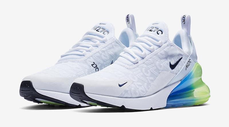 Sneaker Imprimé Air Nike Façonne 270 Avec Max Style Sa ''all Over'' Un kPuZOXi