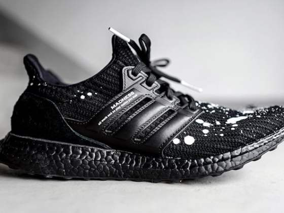 MADNESS x adidas Ultraboost 4.0 ''Black''