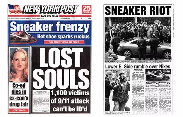New York Post - 23 février 2005