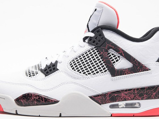Air Jordan 4 ''Bright Crimson''