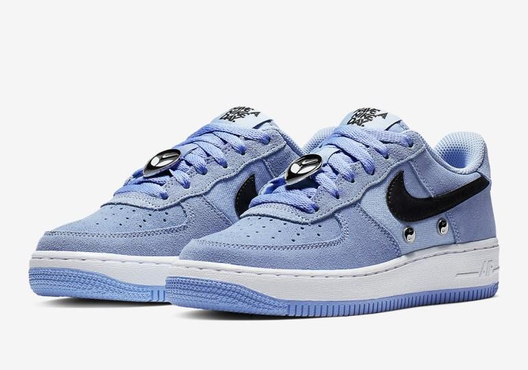 Nike Air Force 1 ''Big Kids'' - BQ8273-400