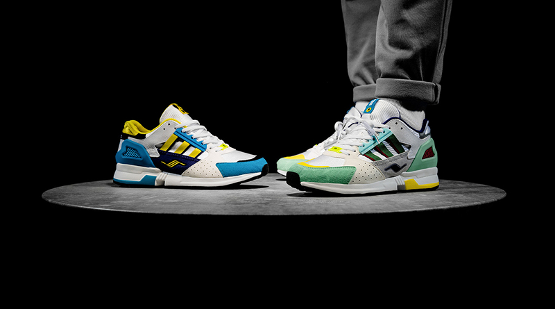 """Overkill x adidas Consortium ZX 10.000C """"I CAN IF I WANT"""""""