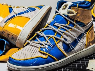 The Shoe Surgeon x Air Jordan 1 ''Championship''