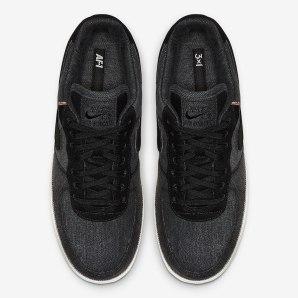 3x1 x Nike Air Force 1 Low ''Black Denim''