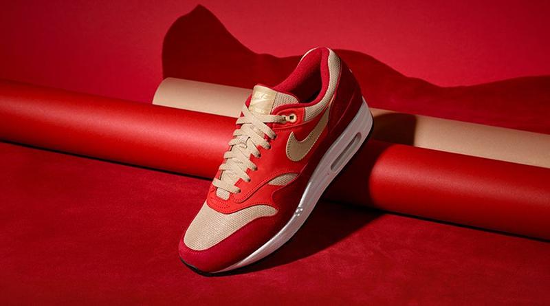 atmos x Nike Air Max 1 Premium Retro ''Red Curry''