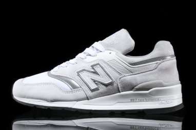 New Balance 997 - Logos interchangeables