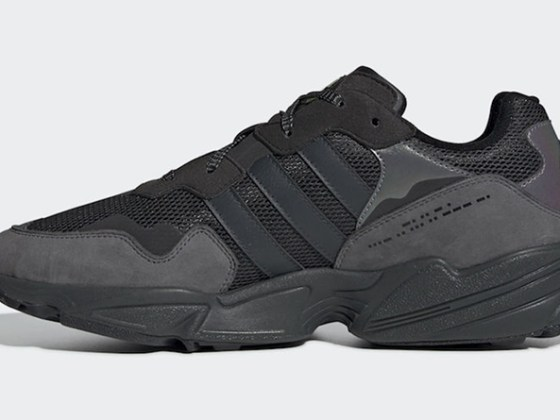 adidas Yung-96 ''Black Carbon''