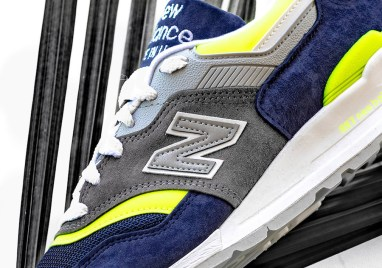 New Balance 997 ''Blue/Yellow''