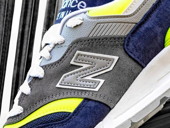 New Balance 997 ''Blue/Yellow''