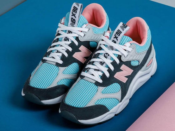 New Balance X-90 Reconstructed ''Summer Sky''
