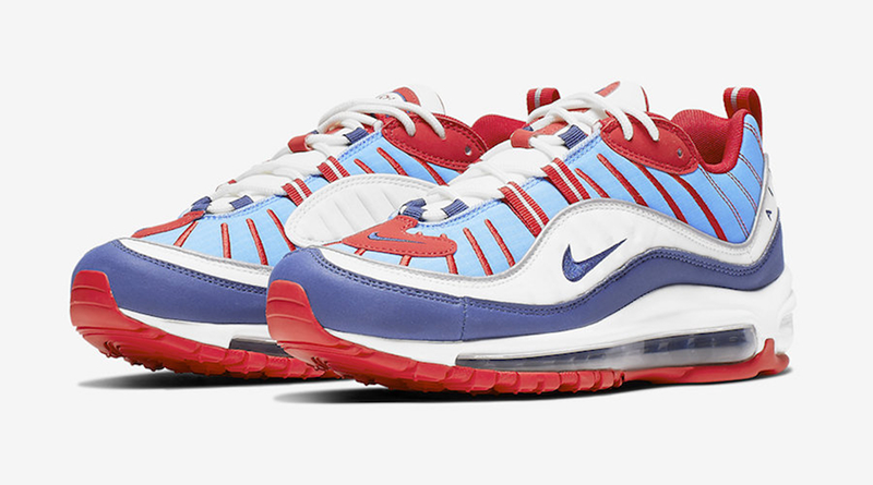 Nike Air Max 98 ''Captain America''