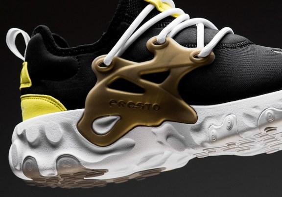 Nike React Presto ''Brutal Honey''