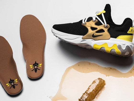 Nike React Presto ''Brutal Honey''