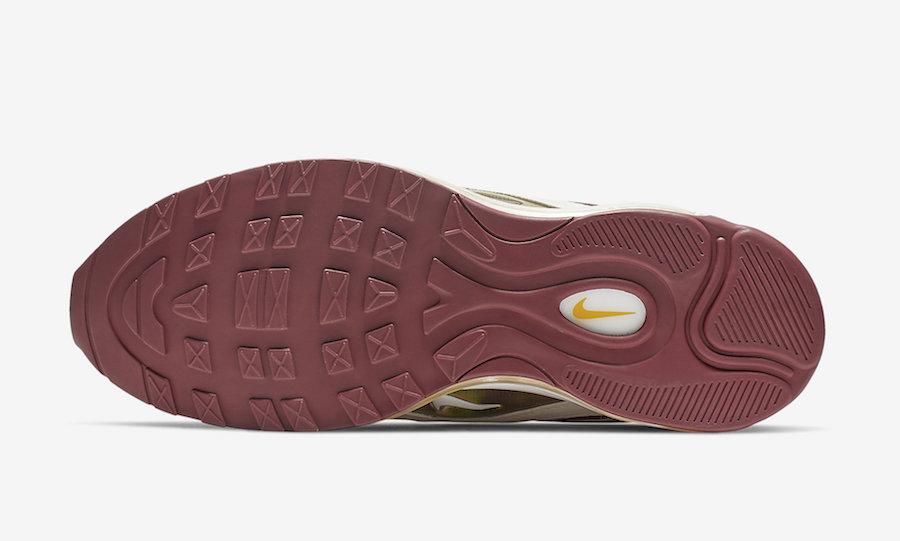 Nike Air Max 97 ''Amarillo/Team Red''